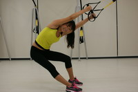 TRX Suspnsion Group Class Chua Chu Kang