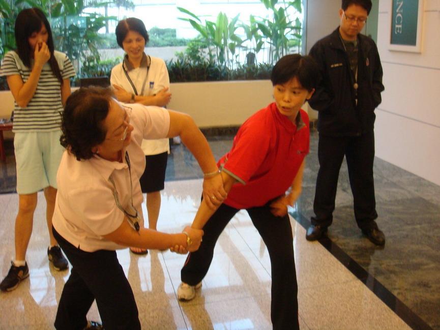 Tai Chi Self Defense